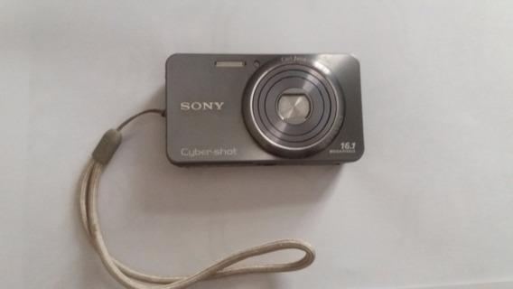 Camera Digital Sony Cyber-shot Dsc-w570 16.1mp 5x Lcd 2.7