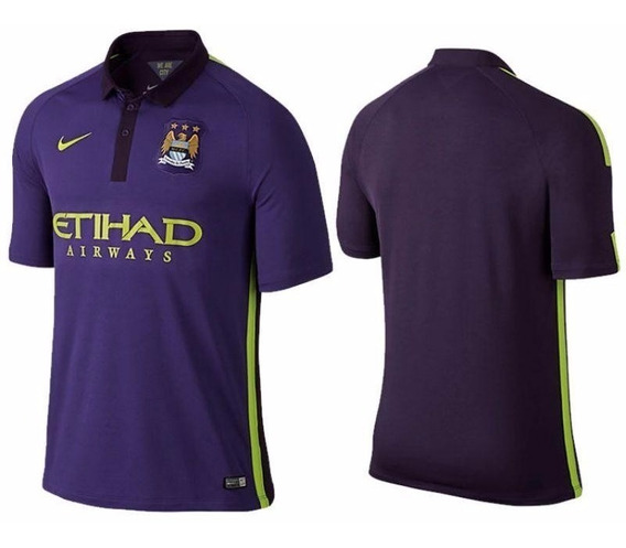 Camiseta Nike Manchester City Futbol
