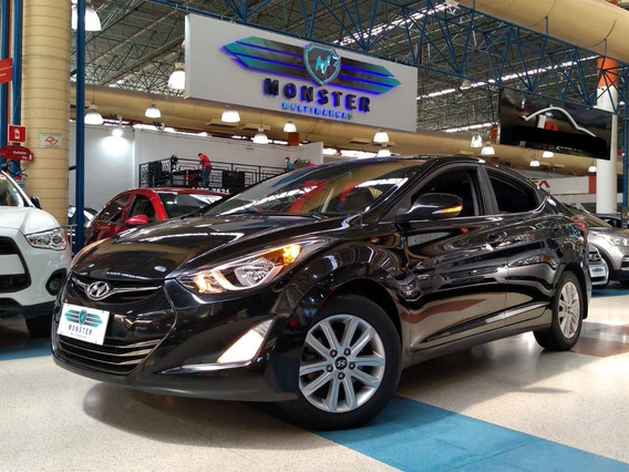 Hyundai Elantra Gls 2.0 Flex Automático 2014 Novíssimo!
