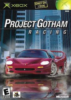 Project Gotham Racing Para Xbox Y Xbox 360