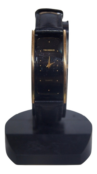 Relógio De Pulso Feminino Technos Preto