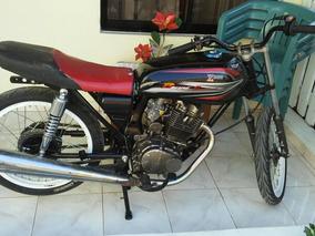 Moto Cg 200 Std