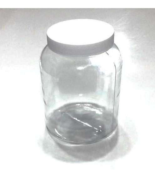 Dietetica- 20 Frascos De Plastico 3000 Cc