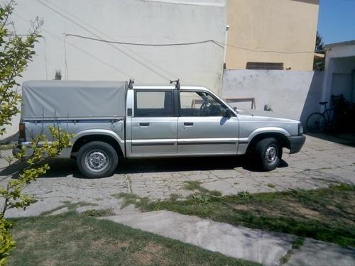 Mazda Doble Cabina Año 2001