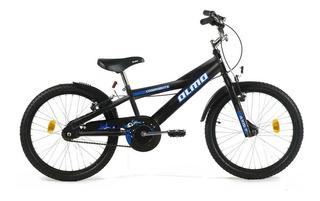 Bicicleta Olmo Cosmo Bots R20 Negro - Thuway
