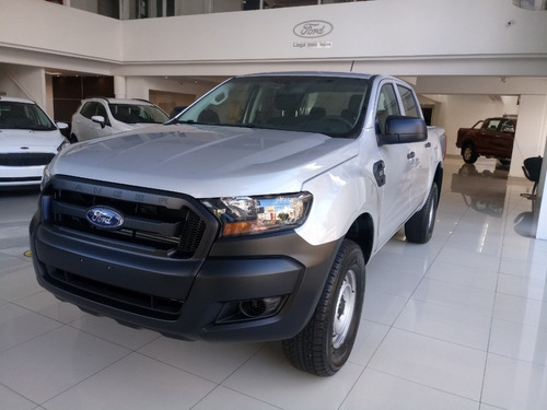 Ford Ranger Xl 2.5 Nafta Cabina Doble 4x2