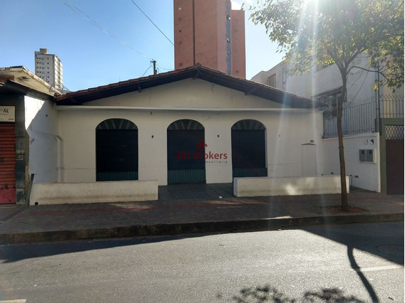 Casa Comercial No Melhor Ponto Do Sion - 17100