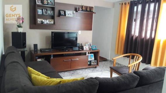 Casa Com 2 Dormitórios À Venda, 55372 M² Por R$ 111 - Vila Jacuí - São Paulo/sp - Ca0535