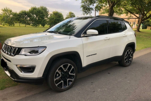 Jeep Compass Limited Plus At 9 4x4