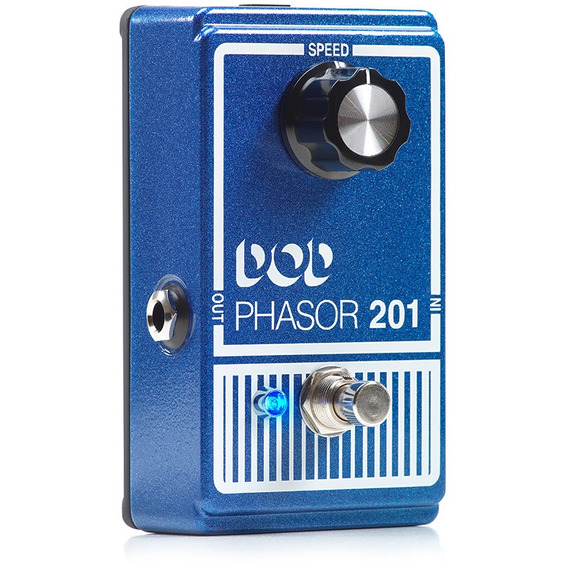 Pedal Digitech Dod Phasor 201 Phaser Analog Para Guitarra