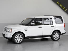 Land Rover Discovery 4 Se 3.0 V6 Bi-turbo Blindado 4p
