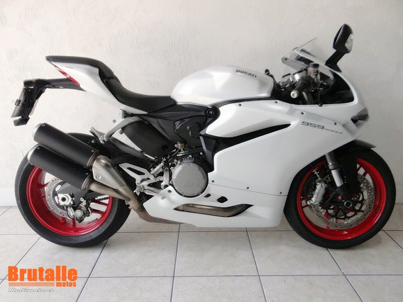 Ducati 959 Panigale Branca