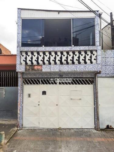 Sobrado À Venda, 125 M² Por R$ 350.000,00 - Chácara Do Conde - São Paulo/sp - So3466