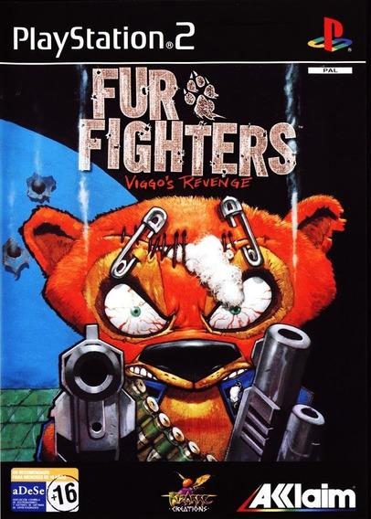 Fur Fighters Viggo