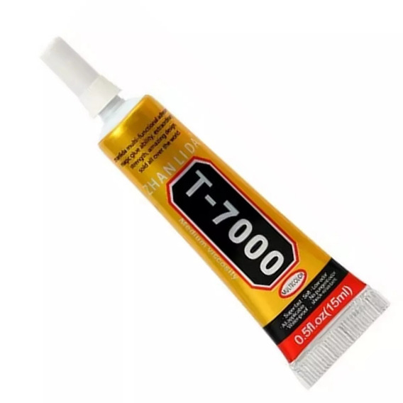 Cola Adesiva T-7000 15ml | Clear