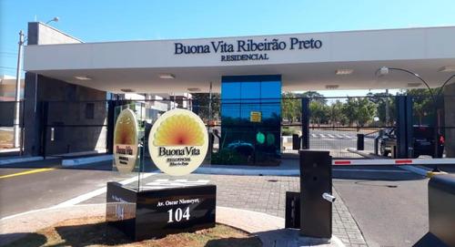 Imagem 1 de 2 de Terreno Com 330 M² , No Condomínio Buona Vita Ribeirão, Muro, Na Cidade De Bonfim Paulista - Te00160 - 68343014