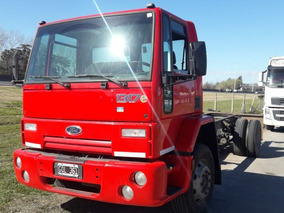 Ford Cargo 1317 Chasis