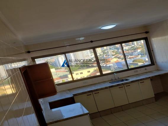 Apartamento Para Venda E Locação 3 Dormitórios Sendo 2 Suites - Bairro Anhangabaú - Maison Anhangabau - Ap04032 - 34849452