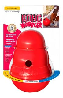 Kong Wobbler Small -dispensador De Alimento-