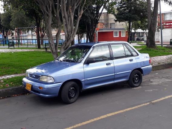 Ford Festiva Sedan 1997