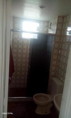 Apartamento A Locação Em Nova Iguaçu, Caonze, 2 Dormitórios,