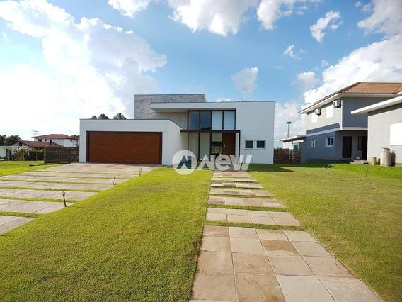 Casa Com 4 Dormitórios À Venda, 450 M² Por R$ 3.970.000 - Vila Morada Gaúcha - Gravataí/rs - Ca2741