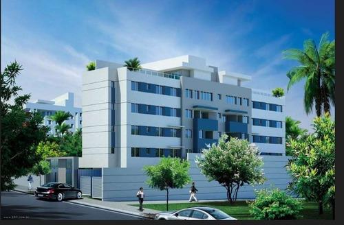 Apartamento 03 Quartos No Bairro Castelo. - 3792