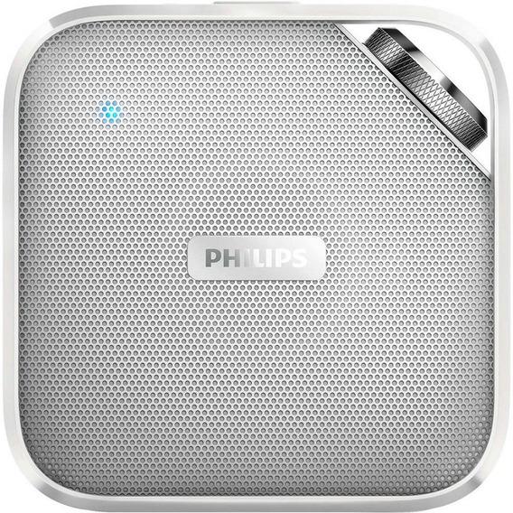 Caixinha De Som Bluetooth Com Microfone Bt2500w/00 Philips