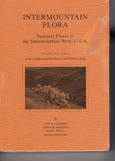Intermountain Flora Vascular Plants Vol.2 Part A