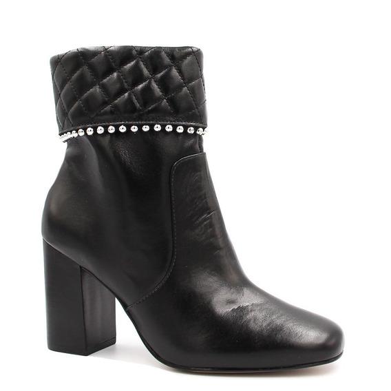 Bota Cano Curto Zariff Shoes Ankle Boot Zíper 1330601