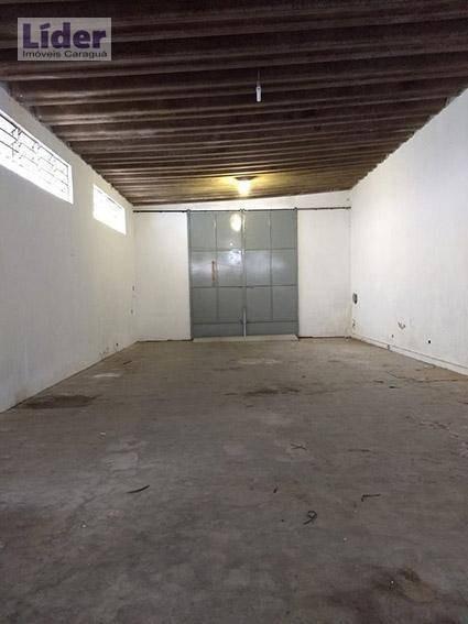 Galpão Para Alugar, 160 M² Por R$ 2.600,00/mês - Poiares - Caraguatatuba/sp - Ga0009