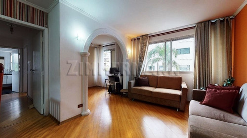 Apartamento - Moema - Ref: 123602 - V-123602