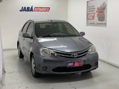Toyota Etios 1.5 Xs Sedan 16v Flex 4p Manual