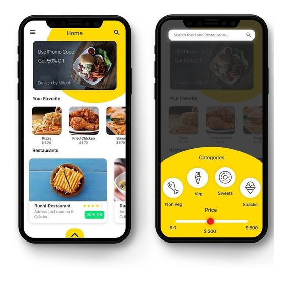 Plataforma Delivery Com Site E Aplicativos Android E Ios