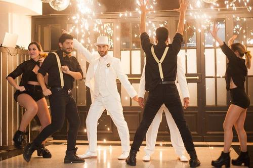 Imagen 1 de 10 de Bodas Xv Bat Bar Cumples Mini Disco Bailarines Cantantes