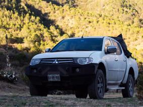 Mitsubishi L200 2.5 Di-d Cabina Doble 4x4 Mt 2015