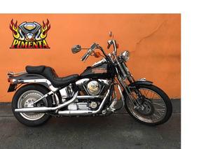 Harley-davidson Softail Springer 1994 - Colecionador