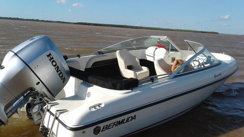 Bermuda  Sport 200 Con Suzuki 250 Hp New Mate