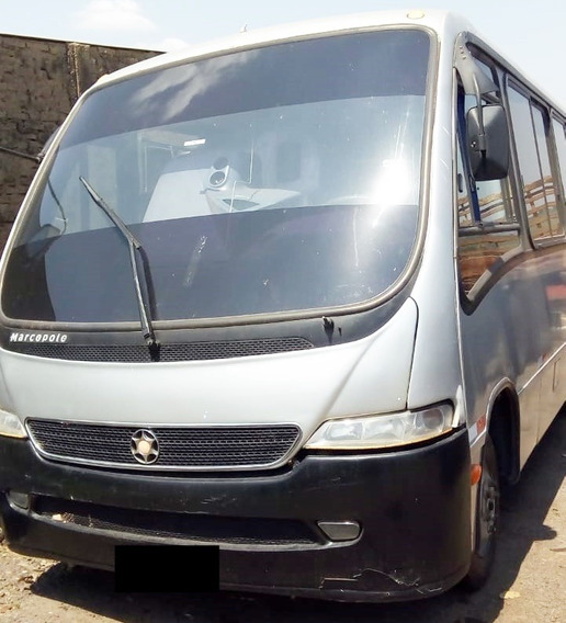 Micro Ônibus Rodoviário Marcopolo Senior - 01/01 - 30 Lug