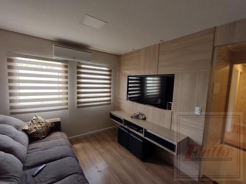 Imagem 1 de 13 de Apartamento Para Venda Em Itatiba, Condomínio Beija Flor, 3 Dormitórios, 1 Banheiro, 1 Vaga - Ap0008_2-1132086