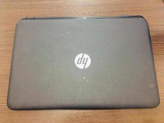 Notebook Hp 15-g070nr, 4gb Ram, Disco Ssd 480gb. Oportunidad