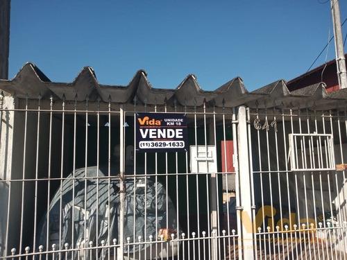Casa Térrea A Venda Em Bela Vista  -  Osasco - 43265
