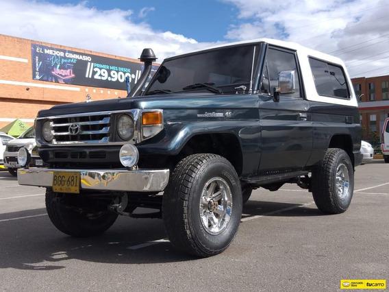 Toyota Land Cruiser Mt 4x4 4.5