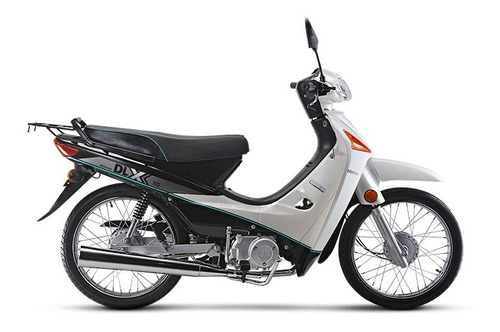 Motomel Dlx 110 Deluxe Okm 2021 Stock Disponible