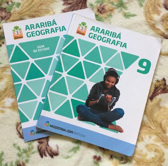 Araribá Geografia 9 + Guia De Estudo