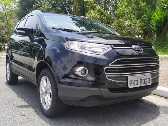 Ford Ecosport 2.0 16v Titanium Flex Powershift 5p 2017