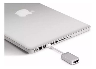 Adaptador Thunderbolt Mini Display Port Hdmi Macbook Pro Air