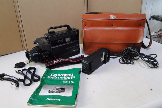 Filmadora Panasonic Nv-m3 - Usada