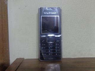 Celular Sony Ericsson K200i Com Carregador Original