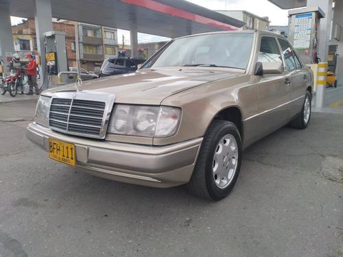 Mercedes Benz 230 124